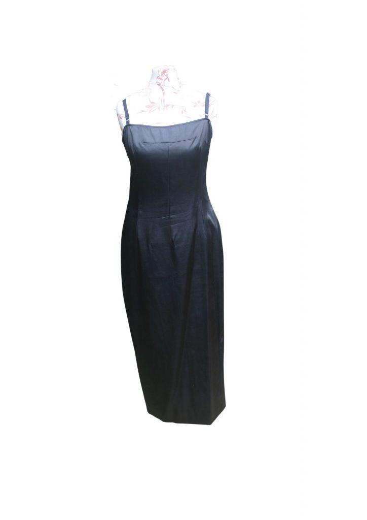 D & G Silk Mix Dress