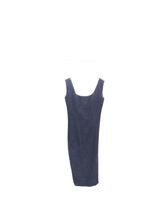 Dolce and Gabbana Devore Dress