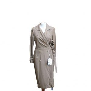 Max Mara Trench Dress