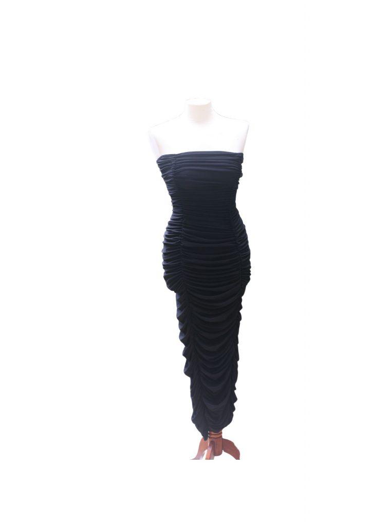 Signature Norma Kamali Slinky Dress