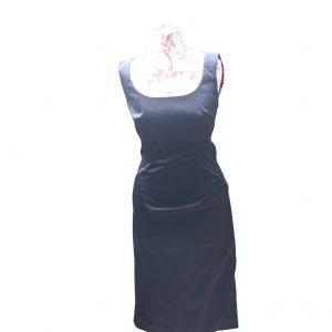 D & G Black Sheath Dress