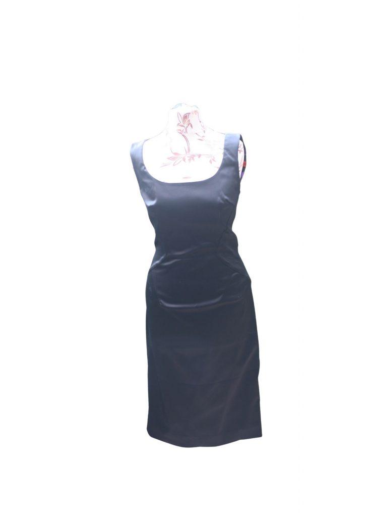 D & G Black Cocktail Dress