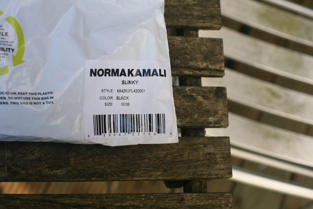 Branding Norma Kamali Dress