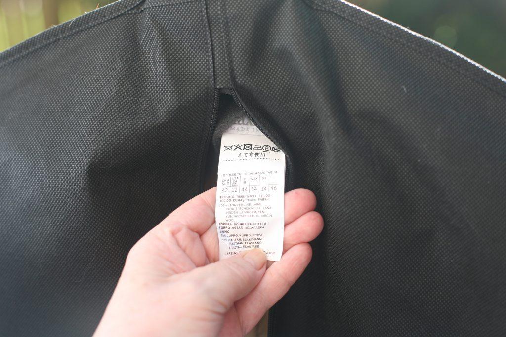 Fabric Label Max Mara Dress