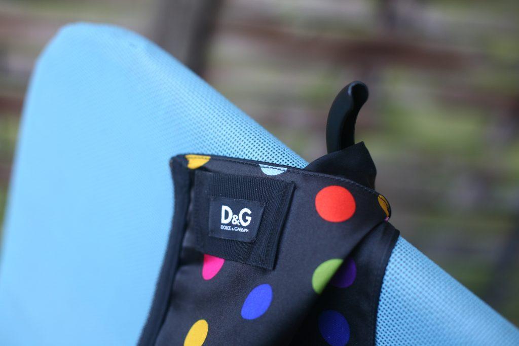D & G label