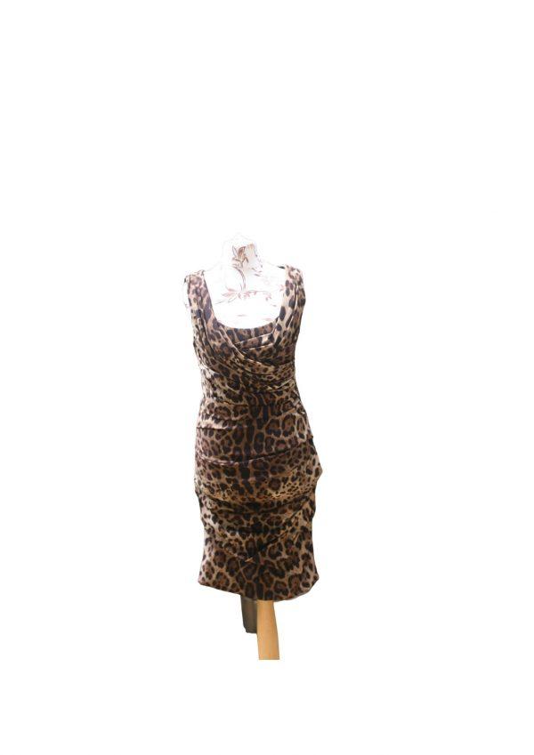 Dolce and Gabbana designed dress