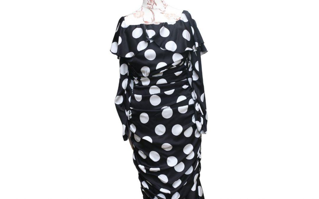 Dolce and Gabbana Ruched Midi Dress Options
