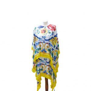 Designer Summer Dress By Dolce and Gabbana