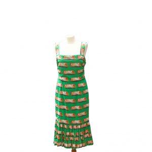 Dolce and Gabbana Summer Holiday Dress